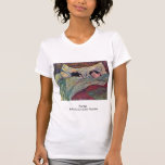 The Bed,  By Toulouse-Lautrec Henri Tee Shirt