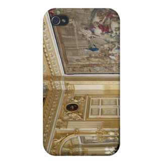 The bedchamber of Louis XIV Cases For iPhone 4