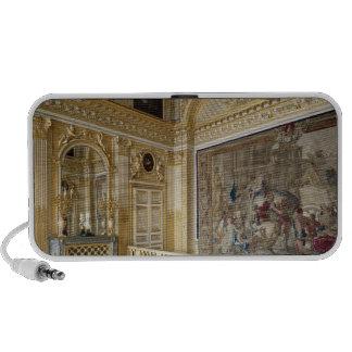 The bedchamber of Louis XIV Mini Speaker