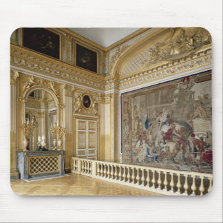 The bedchamber of Louis XIV Mouse Pad