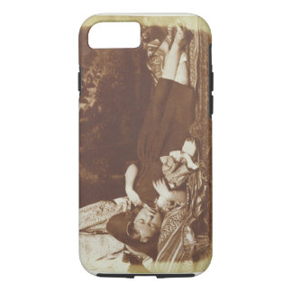 The Bedfellows, c.1843-47 (salted paper from iPhone 7 Case