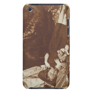 The Bedfellows, c.1843-47 (salted paper print from Barely There iPod Cover