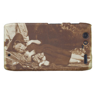 The Bedfellows, c.1843-47 (salted paper print from Droid RAZR Covers