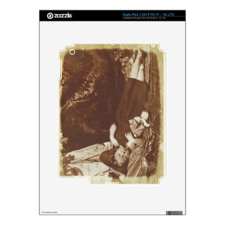 The Bedfellows, c.1843-47 (salted paper print from Decal For iPad 3