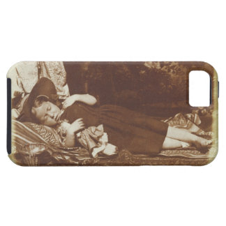 The Bedfellows, c.1843-47 (salted paper print from iPhone SE/5/5s Case
