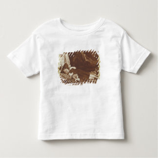 The Bedfellows, c.1843-47 (salted paper print from Toddler T-shirt