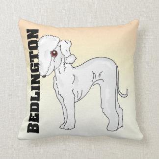 The Bedlington Terrier Pillow