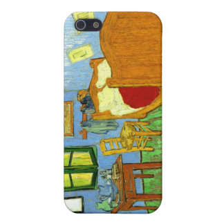 The Bedroom at Arles, Van Gogh Cover For iPhone SE/5/5s