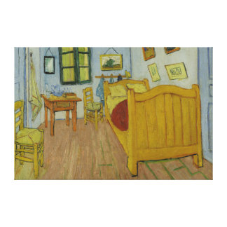The Bedroom Canvas