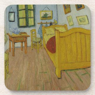The Bedroom Cork Coaster