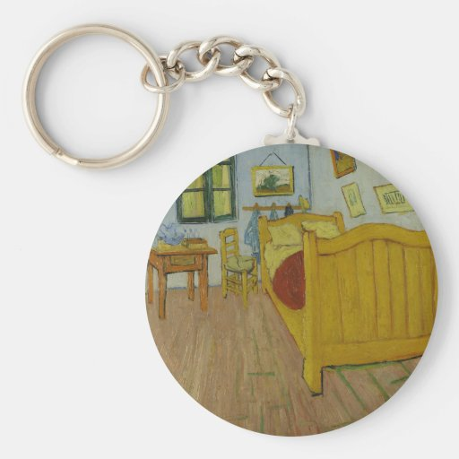 The Bedroom Keychain