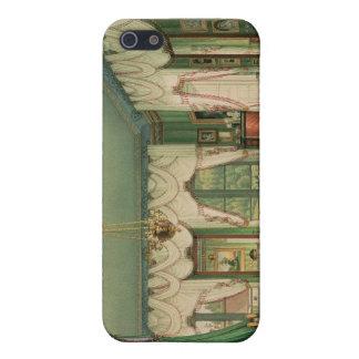 The Bedroom of Elizabeth of Bavaria Case For iPhone SE/5/5s