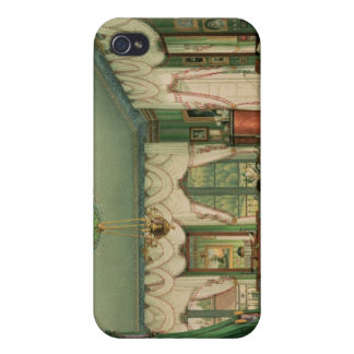 The Bedroom of Elizabeth of Bavaria iPhone 4/4S Cover