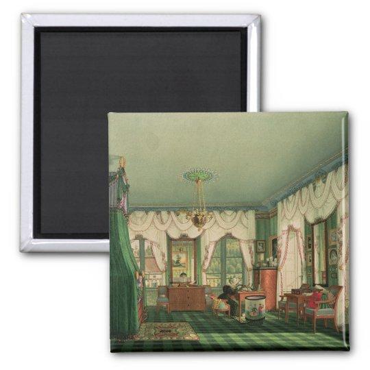The Bedroom of Elizabeth of Bavaria Magnet