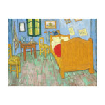 The Bedroom - Vincent van Gogh (1889) Canvas Prints