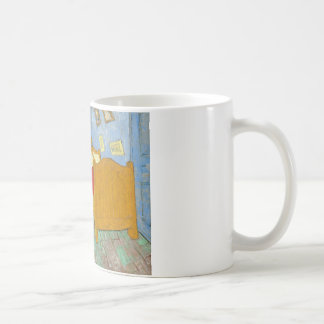 The Bedroom - Vincent van Gogh (1889) Coffee Mug