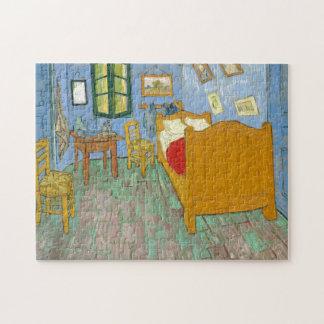 The Bedroom - Vincent van Gogh (1889) Jigsaw Puzzle