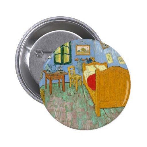 The Bedroom - Vincent van Gogh (1889) Pins