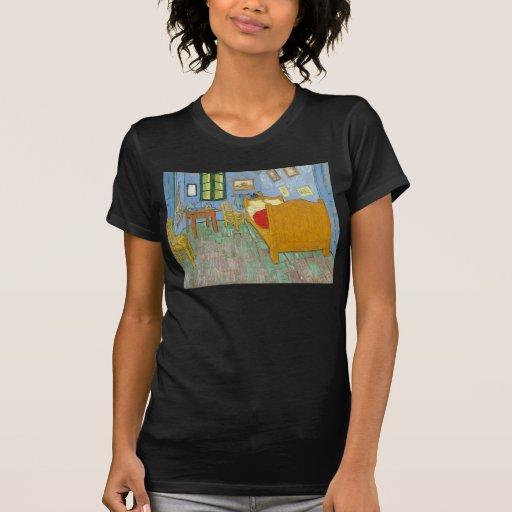 The Bedroom - Vincent van Gogh (1889) T-shirt