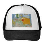 The Bedroom - Vincent van Gogh (1889) Trucker Hat