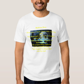 The Bedtime Story T Tshirts