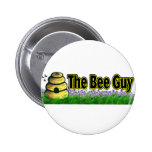 the bee guy button