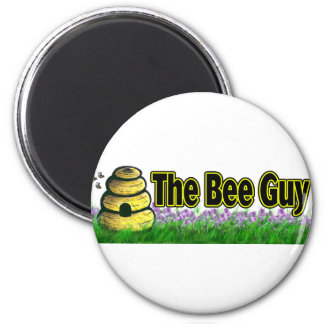 the bee guy magnet