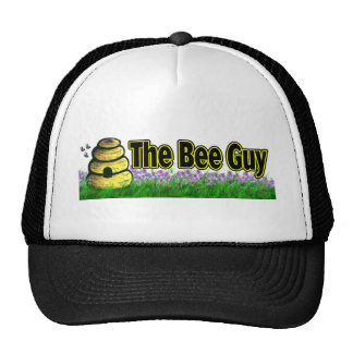 the bee guy trucker hat
