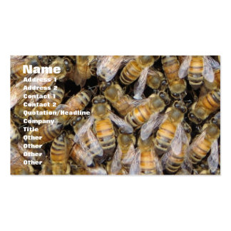 The Bee Hive Business Card
