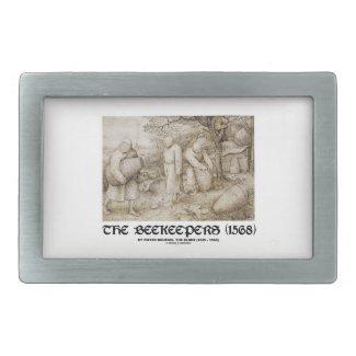 The Beekeepers (1568) Pieter Bruegel The Elder Rectangular Belt Buckle