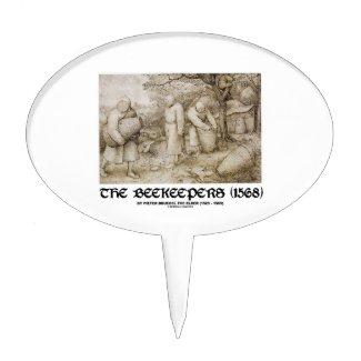 The Beekeepers (1568) Pieter Bruegel The Elder Cake Pick