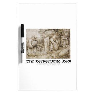 The Beekeepers (1568) Pieter Bruegel The Elder Dry Erase White Board