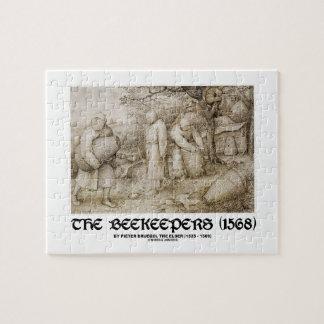 The Beekeepers (1568) Pieter Bruegel The Elder Puzzle