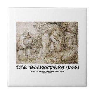 The Beekeepers (1568) Pieter Bruegel The Elder Tiles