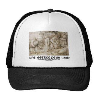 The Beekeepers (1568) Pieter Brugel The Elder Hats