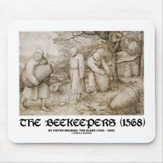 The Beekeepers (1568) Pieter Brugel The Elder Mouse Pads