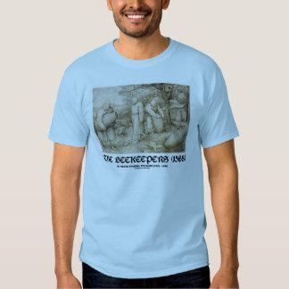The Beekeepers (1568) Pieter Brugel The Elder T-Shirt