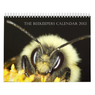 The Beekeepers Calendar 2013