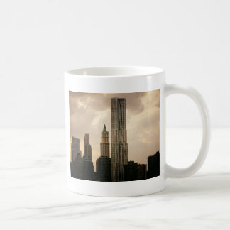 The Beekman Tower and Woolworth Building Coffee Mug