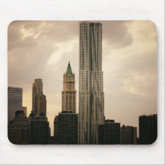 The Beekman Tower and Woolworth Building Mousepad
