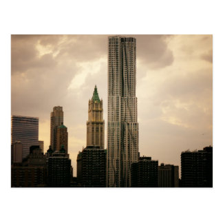 The Beekman Tower and Woolworth Building Post Cards
