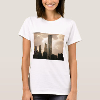 The Beekman Tower and Woolworth Building T-Shirt