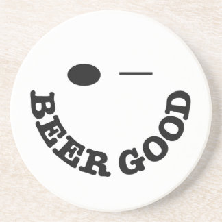 The Beer Good Coaster