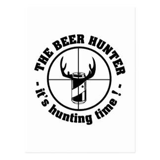 The Beer Hunter Postcard