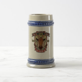 THE BEER MAN SHOW Goat Stein