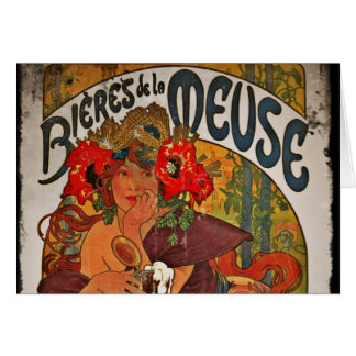The Beer Muse Card