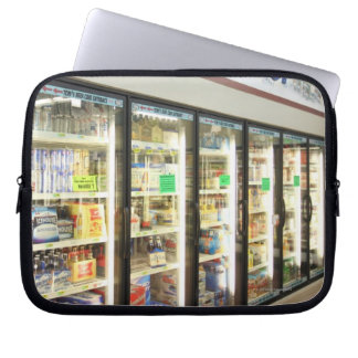 The beer section of an Iowa grocery store. 2 Computer Sleeve
