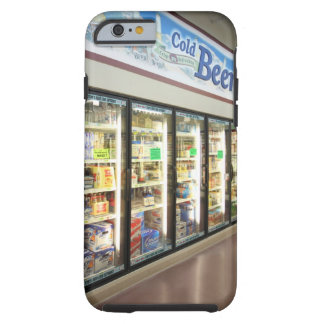 The beer section of an Iowa grocery store. 2 Tough iPhone 6 Case