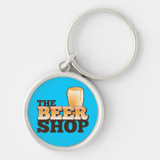 The Beer Shop main logo Keychain