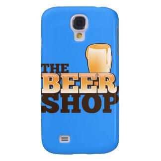 The Beer Shop main logo Samsung Galaxy S4 Case